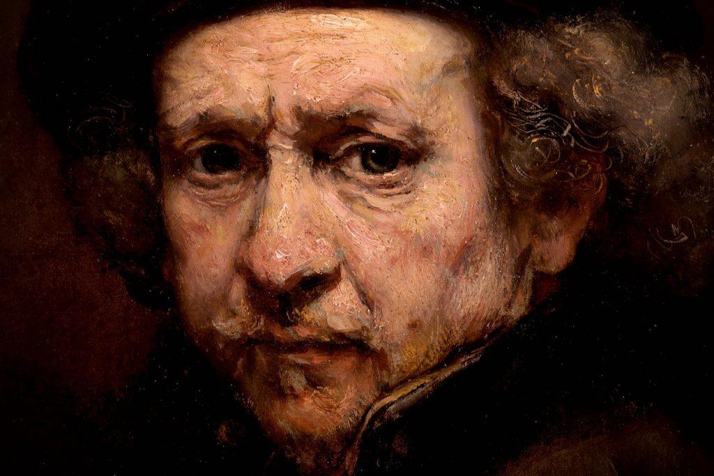 Vincent meets Rembrandt Noorderkerk